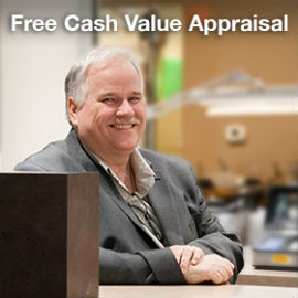 Free cash value appraisals.
